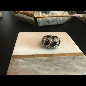 Ring. Size 7 adjustable